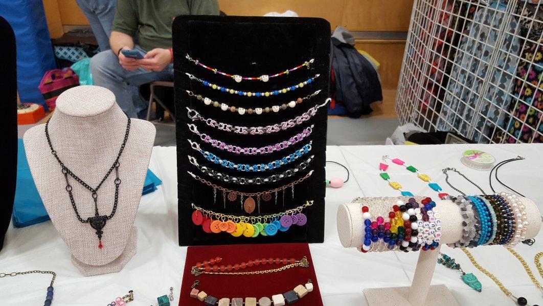 Sandburg Fall Craft Show