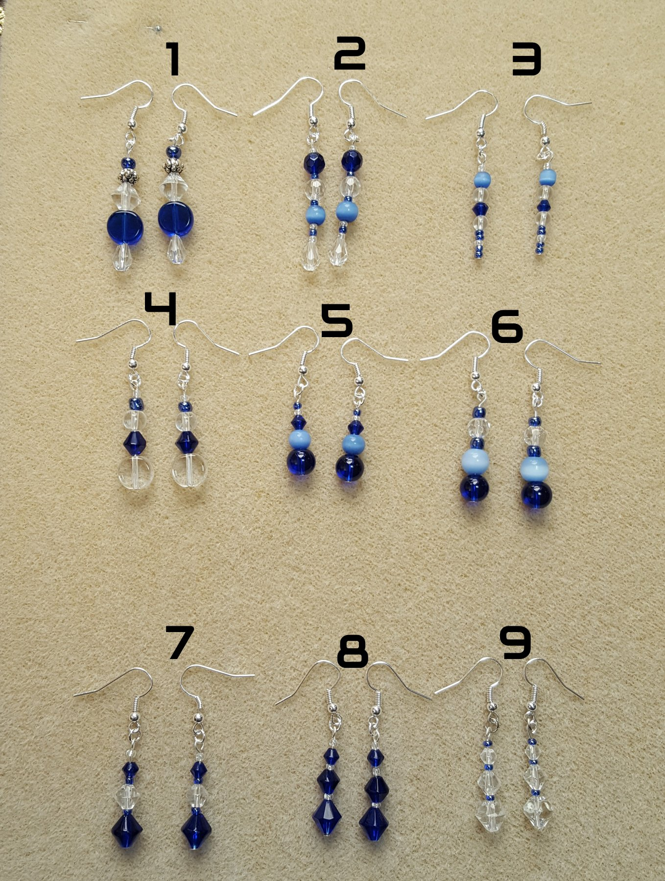 Mix and Match Earrings – Limited time!