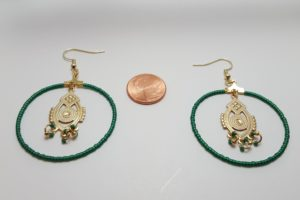 Deceptive Eyes Earrings